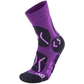 UYN Trekking Cool Merino Sokken Dames violet